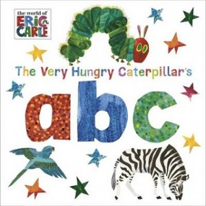 Very Hungry Caterpillar's ABC