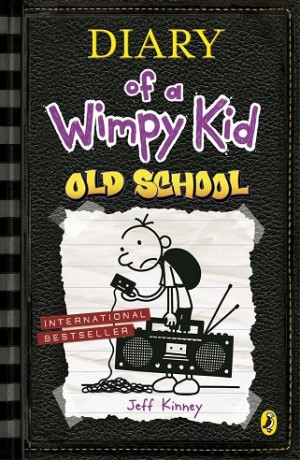 C-DIARY OF A WIMPY KID 10 : OLD SCHOOL