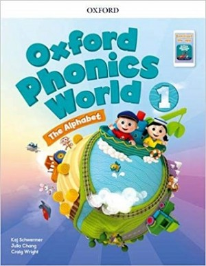 OXFORD PHONICS WORLD REFRESH 1 STUDENTS