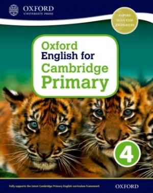 Student Book 4 - Oxford English for Cambridge Primary