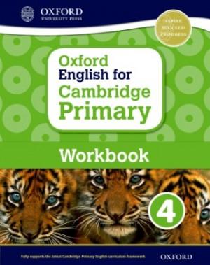 Workbook 4 - Oxford English for Cambridge Primary