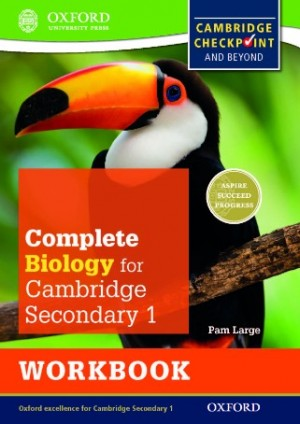 Workbook Complete Biology for Cambridge Lower Secondary
