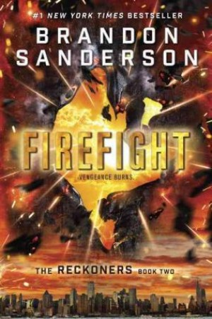 FIREFIGHT: RECKONERS #2