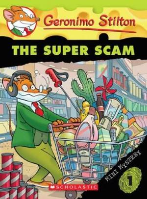 GS MINI MYSTERY 01: THE SUPER SCAM