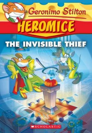 GS HEROMICE 05: INVISIBLE THIEF