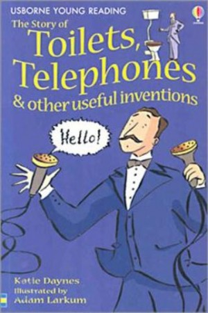C-STORY OF TOILETS TELEPHONES & OTHER IN