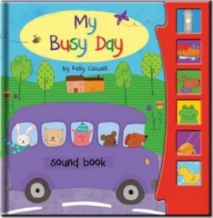 C- MY BUSY DAY (SOUND BOOK)