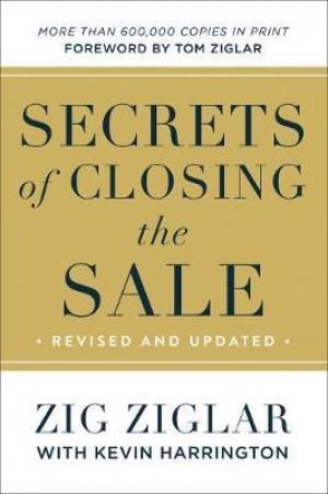 SECRETS OF CLOSING THE SALE (NEW & REVIS