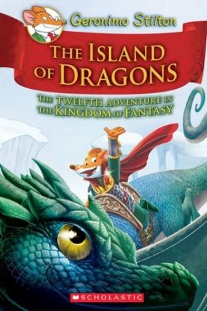 GS THE KINGDOM OF FANTASY 12: ISLAND OF DRAGONS (HC)