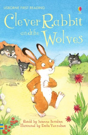 C-MFRL CLEVER RABBIT AND THE WOLVES