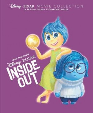 Disney Pixar Movie Collection: Inside Out: A Special Disney Storybook Series