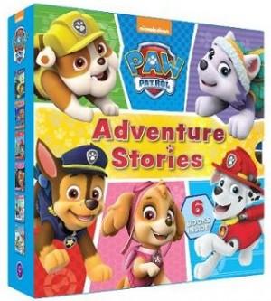 Nickelodeon PAW Patrol Adventure Stories: 6 Books Inside!
