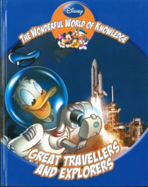 C-DISNEY WORLD OF KNOWLEDGE: GREAT TRAVE