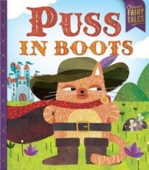 Bonney Press Fairytales: Puss in Boots (downspec)