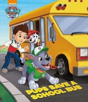 Nickelodeon PAW Patrol Pups Save a School Bus