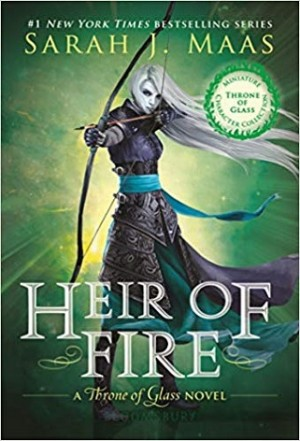 THRONE OF GLASS #03: HEIR OF FIRE
