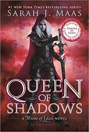 THRONE OF GLASS #04: QUEEN OF SHADOWS