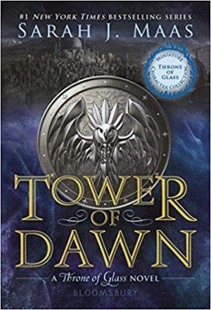 THRONE OF GLASS #07: TOWER OF DAWN