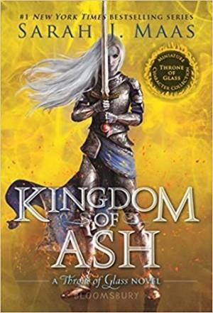 THRONE OF GLASS #06: KINGDOM OF ASH