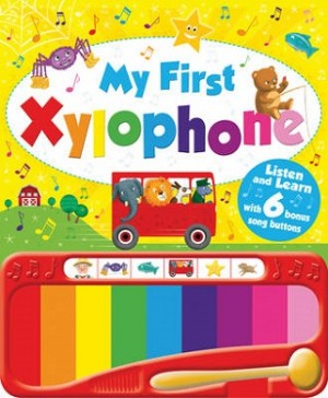 My First Xylophone Book