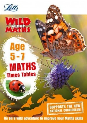 Wild About Maths - Times Tables Age 5-7