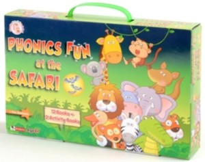 Robin Phonics Fun Box Set