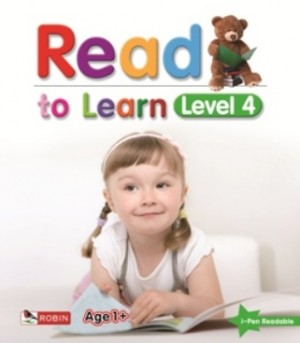 ROBIN READ TO LEARN LEVEL 4