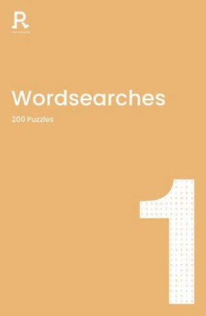 Wordsearches Book 1