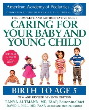 CARING FOR YOUR BABY AND YOUNG CHILD( 7TH Ed )