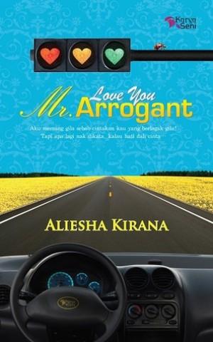 LOVE YOU, MR. ARROGANT
