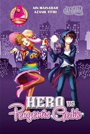 Hero vs Pengemis Gedik