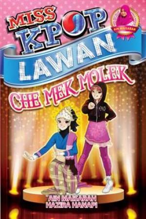 MISS KPOP LAWAN CHE MEK MOLEK