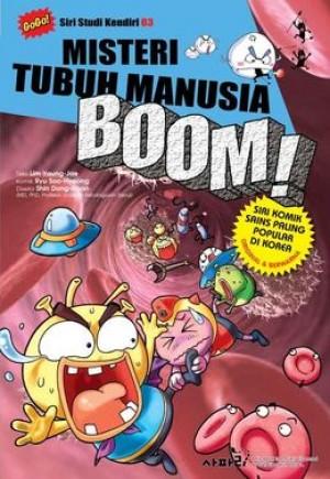 MISTERI TUBUH MANUSIA BOOM