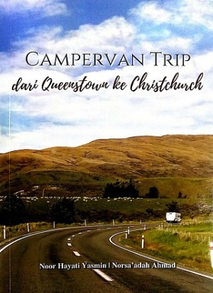Campervan Trip Dari Queenstown Ke Christchurch