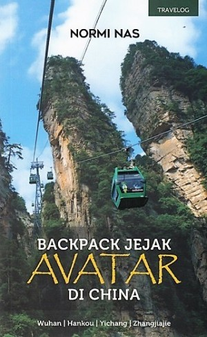 BACKPACK JEJAK AVATAR DI CHINA