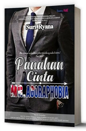 PANAHAN CINTA MR. AGORAPHOBIA
