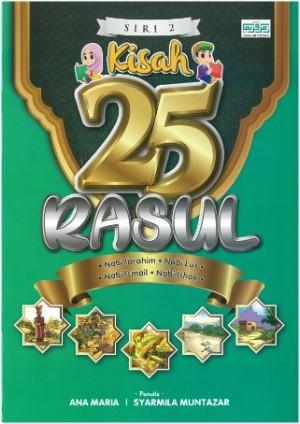 KISAH 25 RASUL - SIRI 2