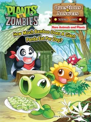 Plants Vs Zombies: Rare Animals and Plants