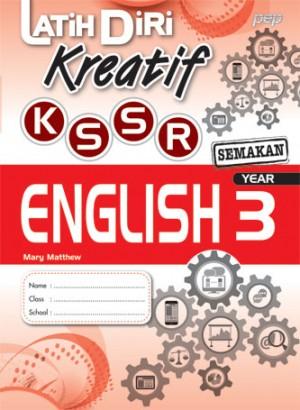 P3 Latih Diri Kreatif English