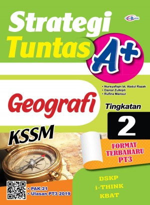 TINGKATAN 2 STRATEGI TUNTAS A+ GEOGRAFI