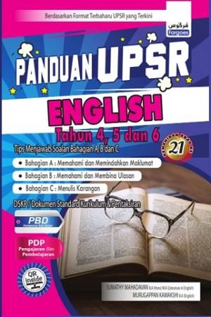 Tahun 4-6 Panduan UPSR English