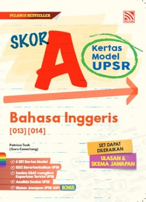 UPSR Skor A Kertas Model English