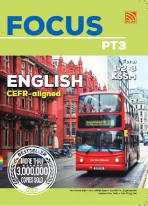 FOCUS PT3 ENGLISH