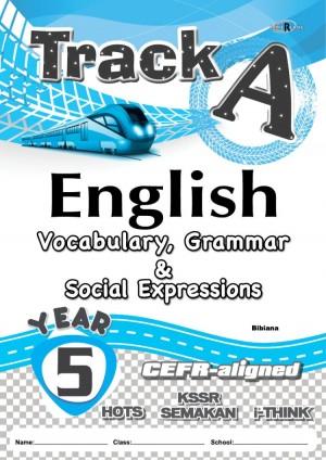 Tahun 5 Track A English Vocabulary,Grammar & Social Expressions