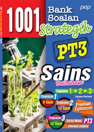 1001 BANK SOALAN STRATEGIK PT3 SAINS (DWIBAHASA)
