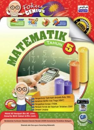 Tahun 5 Fokus Genius Matematik