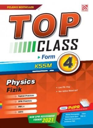 TINGKATAN 4 TOP CLASS PHYSICS