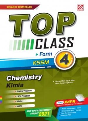 TINGKATAN 4 TOP CLASS CHEMISTRY