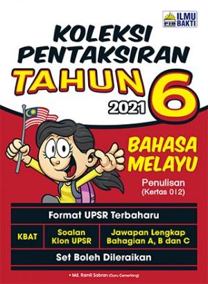 Tahun 6 Koleksi Pentaksiran Bahasa Melayu-Penulisan