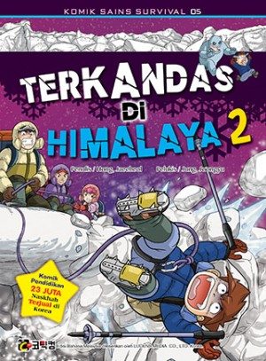 TERKANDAS DI HIMALAYA 2